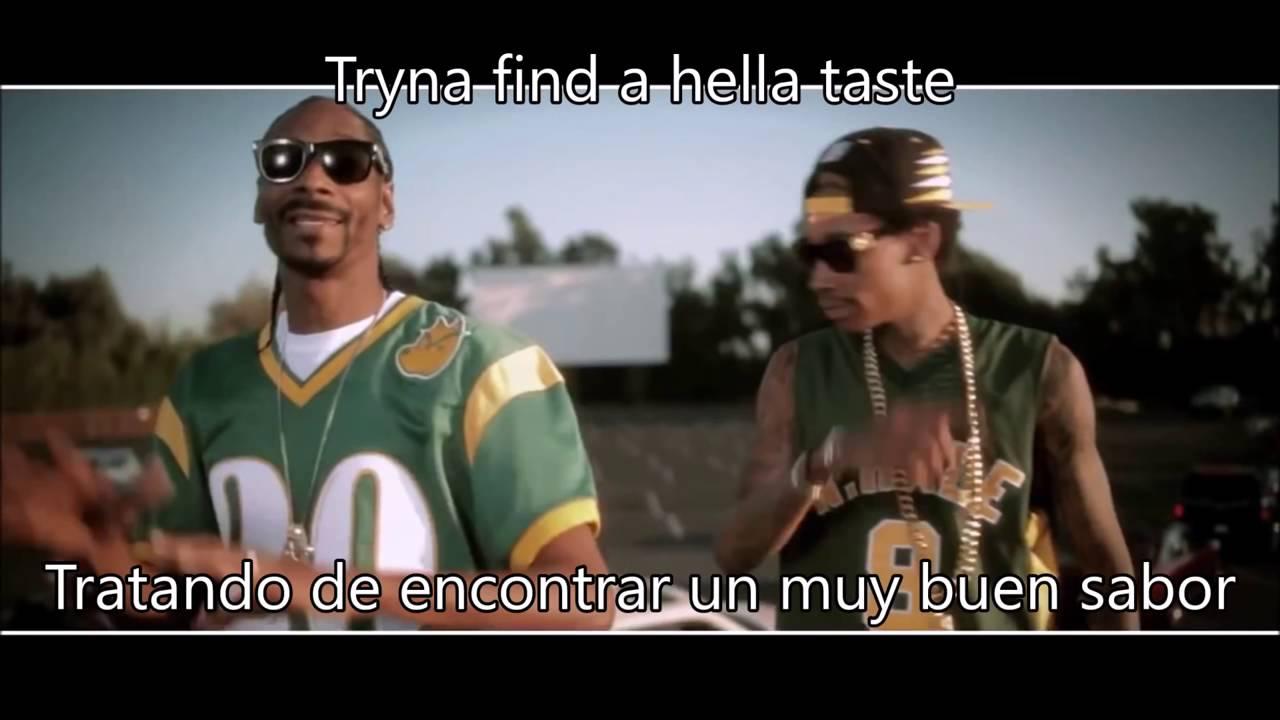 Download Wiz Khalifa Ft Snoop Dogg Young Wild And Free Subtitulada Espanol