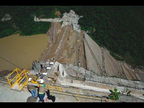 Este es el panorama en caso de presentarse un gran deslizamiento en Hidroituango | Noticias Caracol