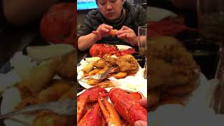 San manuel lobster buffet