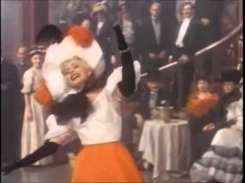 "Zsa Zsa Gabor -  ""Where Is Your Heart"" (voice of  Muriel Smith) in Moulin Rouge, 1952."