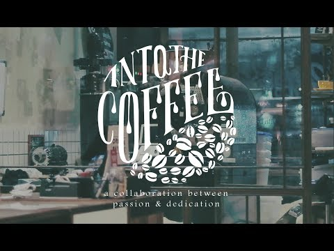 INTO THE COFFEE