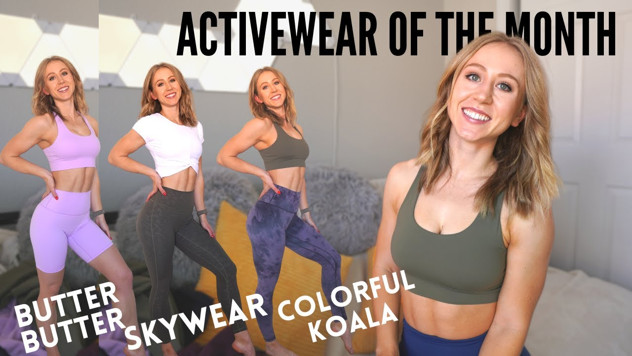 Love It or Leave It Activewear Finds   February 2021