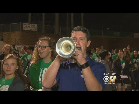 Pep Rally: Lake Dallas High School