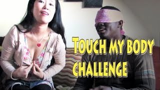 TOUCH MY BODY CHALLENGE 19금 내몸을 만져봐 (터치마이바디)- LilJamOlympics Day 1