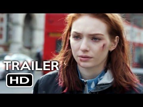 Alleycats Official Trailer #1 (2016) Eleanor Tomlinson Action Movie HD