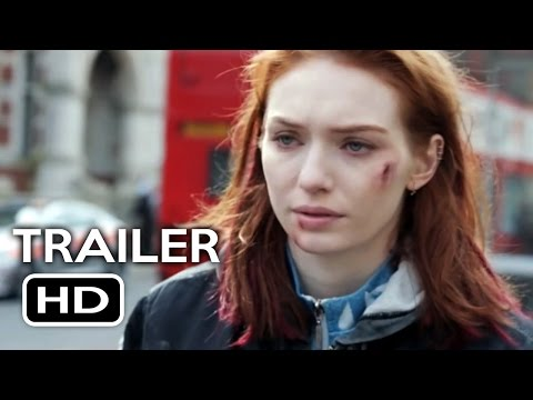 Alleycats Official Trailer #1 (2016) Eleanor Tomlinson Action Movie HD