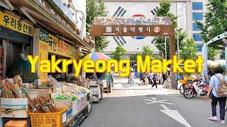 서울약령시장 / 藥令市場