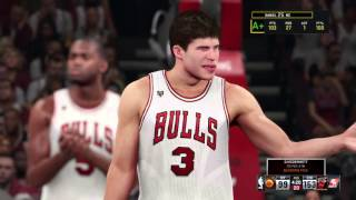 NBA 2K16MYCAREER MVP CHANTS!!!!