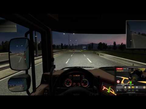 Euro Truck Simulator 2 Play Romania + Thrustmaster Gopro Cam #2