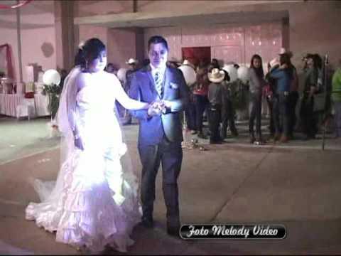 Baile en Boda de Miguel y Susana en Aramberri, NL 26 DIC 2015  Foto Melody Video Tel: 4448180710 SLP