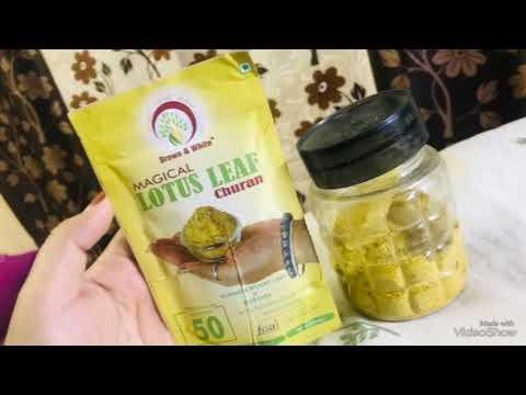 Magical Lotus Leaf Churan By Dr Shalini In Hindi (Hindi)
