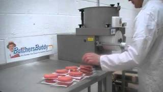 Automatic Burger Machine