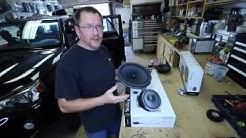 Focal's Toyota plug and play speaker installation
