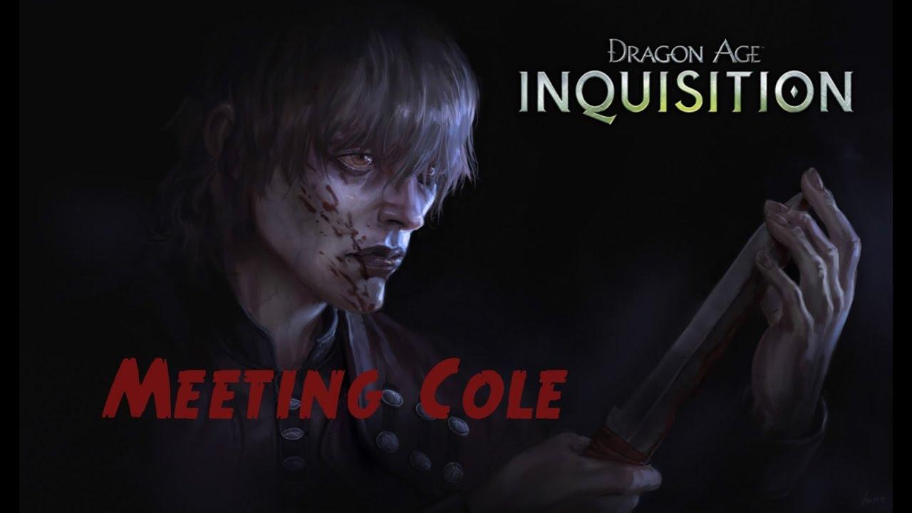 Cole Dragon Age Inquisition
