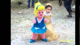 mi princesita selene azul