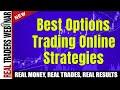 Best Options Trading Online Strategies   Real Traders Webinar