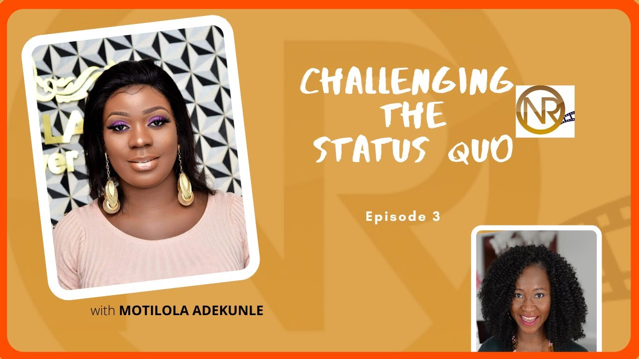 Download I DON'T LOOK FOR CHEAP POPULARITY | MOTILOLA ADEKUNLE | #NOLLYWOOD ACTRESS | CTSQ | Episode 3
