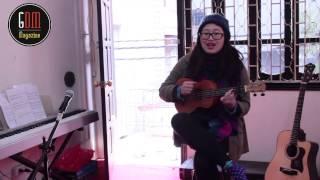She will be loved - Payphone Mashup (Ukulele Cover) - Vũ Hồng Mai (H/s Guitar Đam Mê Center)