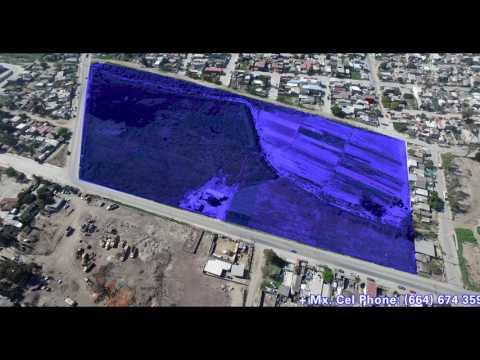 """LA MORITA"" -Industrial Land in Tijuana, Baja California, Mexico-"
