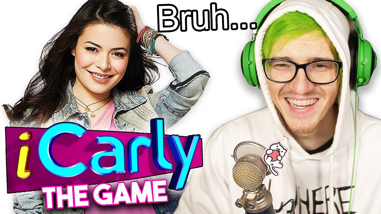 iCarly... The Game