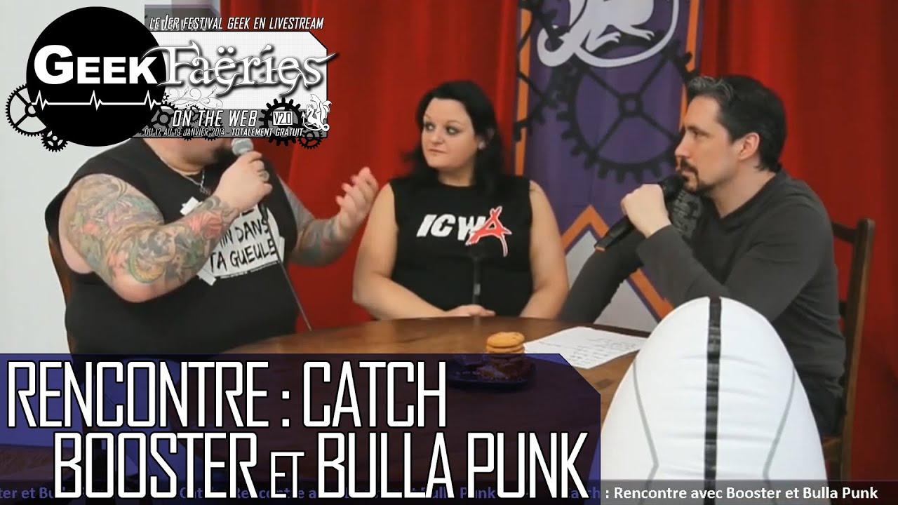 Rencontre avec punk