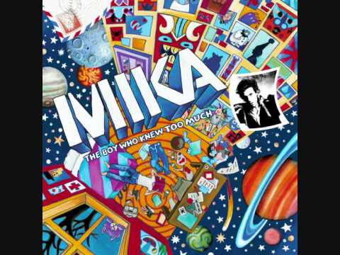 MIKA - Pick Up Off The Floor (CD Version)