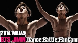 Download Video [BTS Comeback Stage D-3] 141203 MAMA BTS JIMIN Dance Battle FanCam MP3 3GP MP4