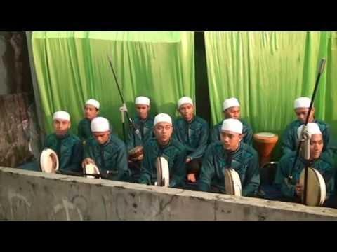 Pembacaan Rawi Simthudduror (team hadroh al'muthmainnah)