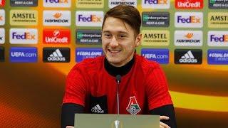 Антон Миранчук: Сделаем все, чтобы победить «Копенгаген»