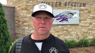 Adrian NCAA Division III Baseball Midwest Regional Presser (Craig Rainey)