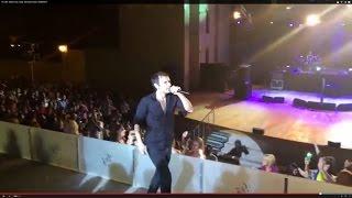 На небi- Okean Elzy (Live show). Баку- Зеленый Театр. 06/09/2014/