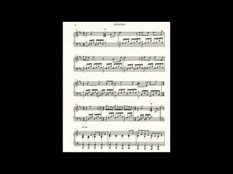 On My Own - Les Miserables - Piano Sheet Music