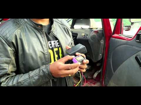 MICRO AUTO TECH ELECTRONIC SPEED LIMITER INSTALLATION