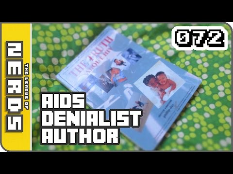 Conversation with the Author of an HIV Denialist Book - TLoNs Podcast #072