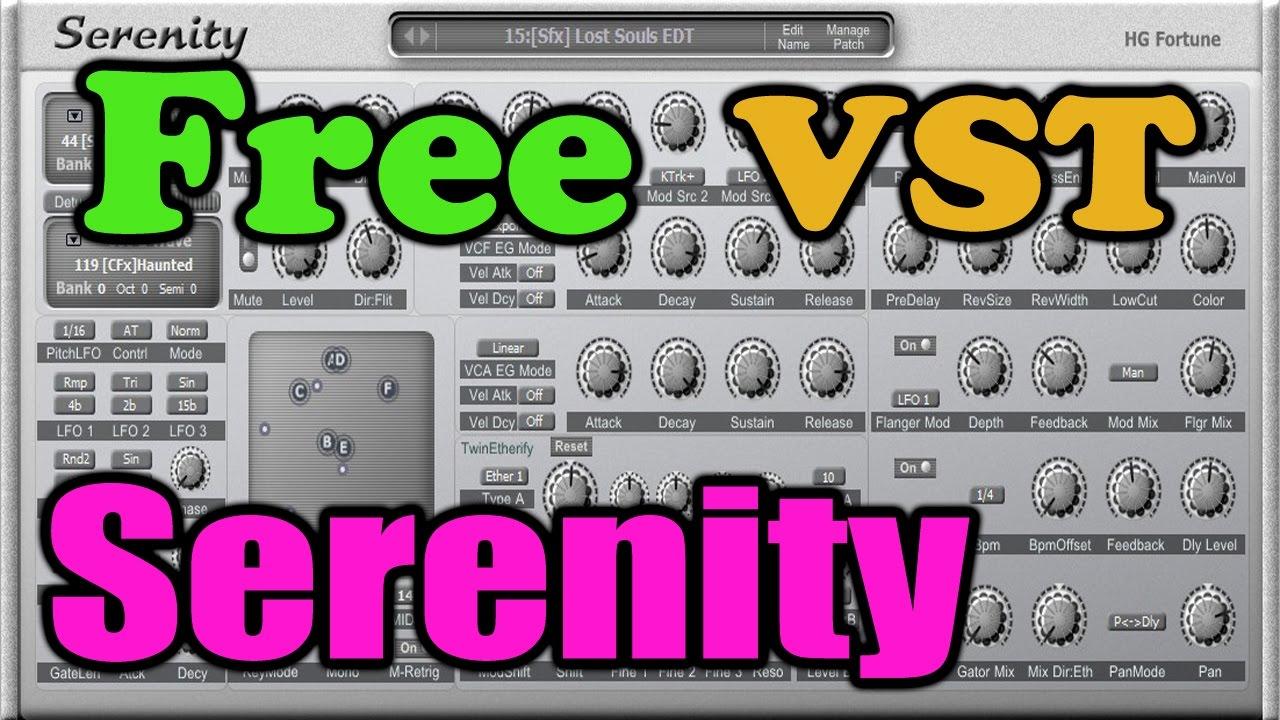 Free vst plugins downloads