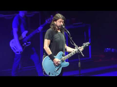 Foo Fighters  Times Like These  London O2 Arena 19 September 2017