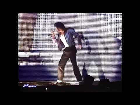 Michael Jackson - Come Together - D.S - Live HWT Seoul Korea 1996 - ReMastered - HD