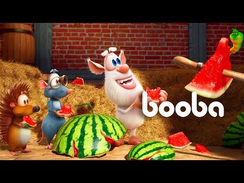 Booba 😜 Yeni 🍉 Karpuz 😉 Animasyon kısa filmler 🐭 En iyi çizgi filmler 💚 Bebekler için çizgi filmler