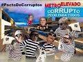 El Reggaeton de la corrupción del metro elevado.