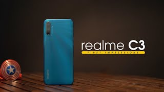 Realme C3 First Impressions: MediaTek Helio G70 in Action!