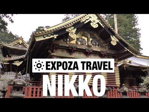 Nikko (Japan) Vacation Travel Video Guide