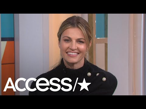 'DWTS': Erin Andrews Says She Was 'Pumped' To Meet Tonya Harding | Access