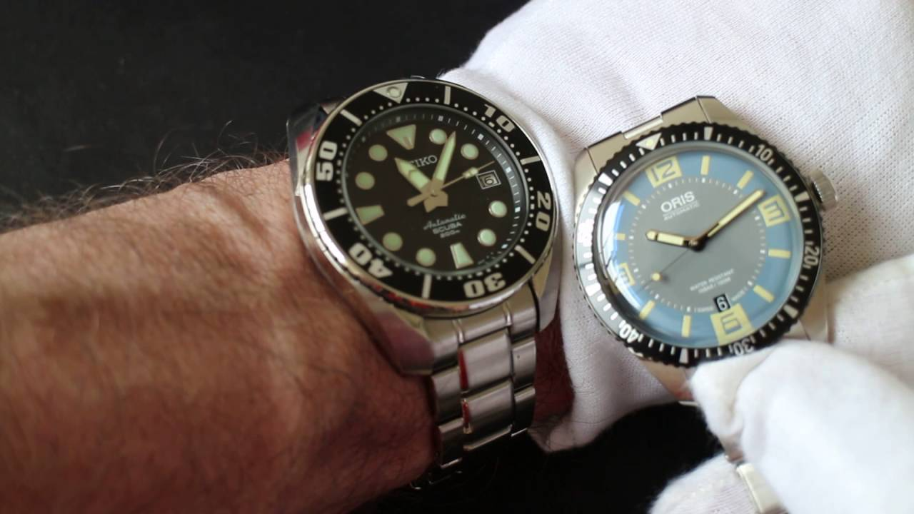 Oris Diver 65 Deauville Review Youtube