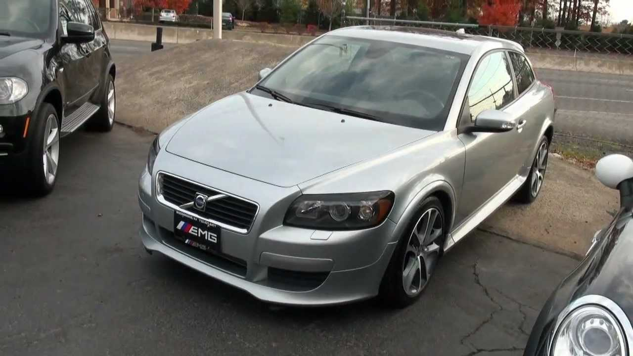2008 volvo c30 t5 automotive review and test drive youtube. Black Bedroom Furniture Sets. Home Design Ideas