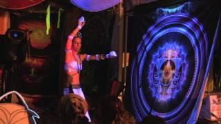 Argentum, tribal bellydance performance @ Alien March, March 2015
