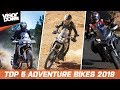 Top 5 Adventure Bikes 2019