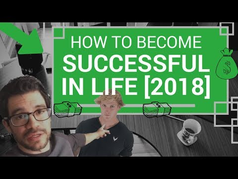 How To Become Successful In Life Fast In [2018]