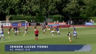 Highlights Fremad Amager vs Br�nsh�j