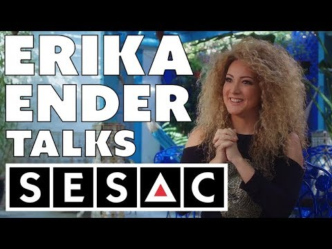 Latin GRAMMY Winner Erika Ender on the Value of SESAC