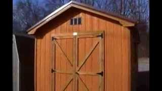 Quality Storage Sheds Nashville Tennessee and Southern Kentucky